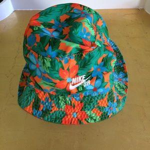 5bd443721ca Nike Accessories - Nike SB Floral Bucket Hat